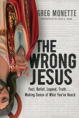 The Wrong Jesus book cover